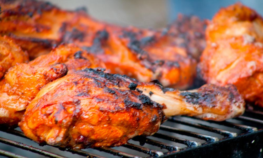 باربی کیو: چکناہٹ کے بغیر لذت اور ذائقے سے بھرپور