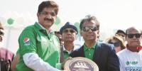 Karachi Marathon Race