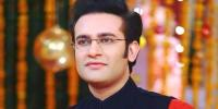 Anchor Mubashir Hashmi