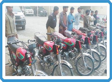 سندھ پولیس میں کریمنل ریکارڈ مینجمنٹ سسٹم