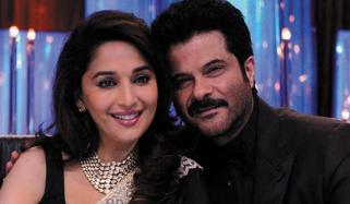 Anil Kapoor And Madhuri
