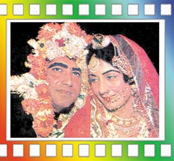 فلم نگری کے راجا رانی ''سنتوش کُمار، صبیحہ خانم''