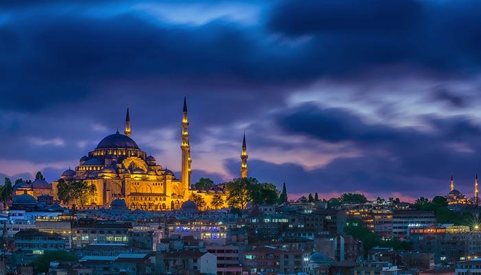 ''استنبول'' اسلامی تعمیراتی شاہکاروں کا شہر
