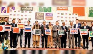Diplomatic Football Event