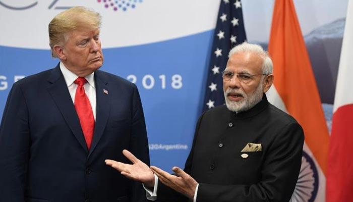 امریکا اور بھارت میں تجارتی تنازع