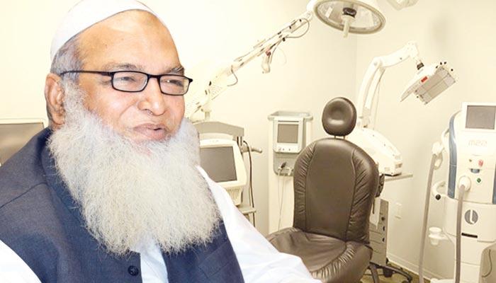 اپنی جِلد کو تجربہ گاہ نہ بنائیں، ماہرِامراضِ جِلد، ڈاکٹر ایس ایم معین الدین