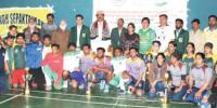 Sepaktakraw Championship In Sindh