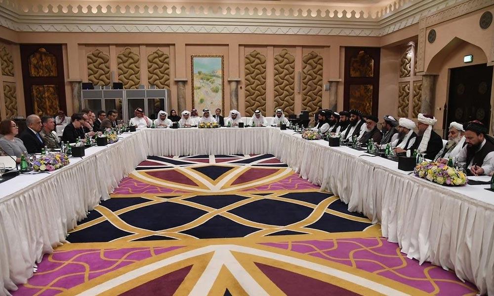 امریکا، طالبان مذاکرات