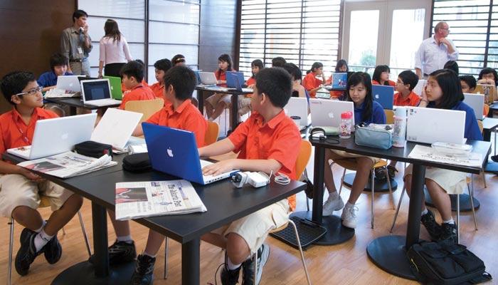 ایک منظم اور مؤثر کلاس روم