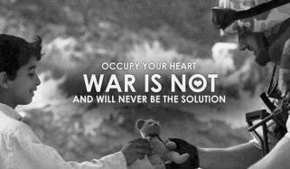 War Is Not A Solution