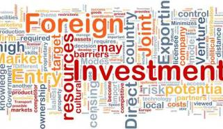 Foreign Investment In Karachi Electricity