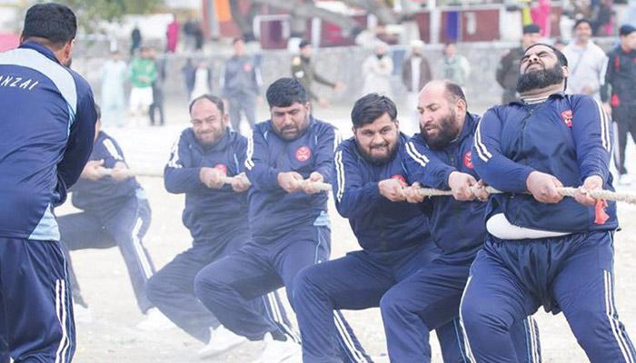 ایف سی اسپورٹس گالا: دہشت گردی کے خلاف امن کی جیت