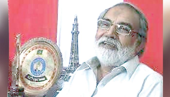 قائد اعظم محمد علی جناح ؒ  کی قد آدم تصویر بنائی، لیکن....