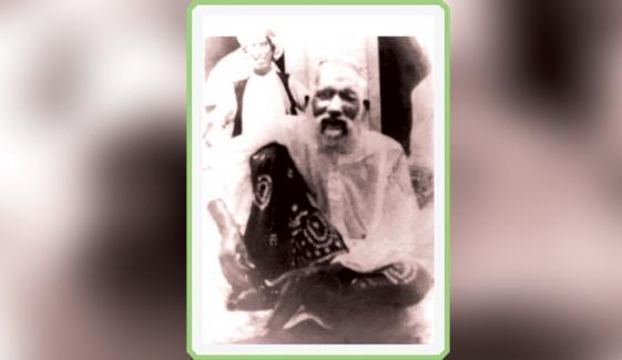 Molana Taj Mahmood Shah Amroti