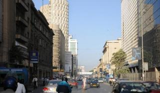 I I Chundrigar Road