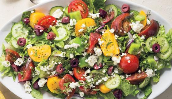 Salad For Every Year Of Age