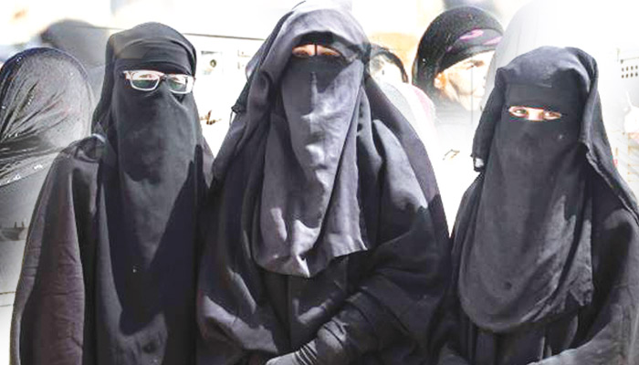 دولتِ اسلامیہ کی جنگ جُو خواتین