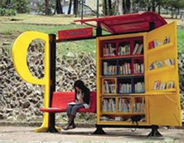 گشتی لائبریریاں