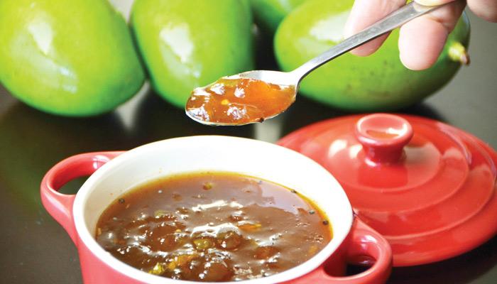 'گرمی کا توڑ' کیری کا شربت، چٹنی اور جیلی