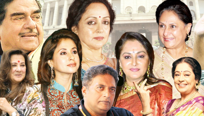 لوک سبھا 2019ء: ستاروں کی راج نیتی