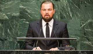 Leonardo Dicaprio Climate Change Advisor