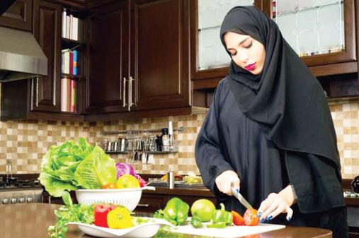 رمضان المبارک اور خواتین کی مصروفیات