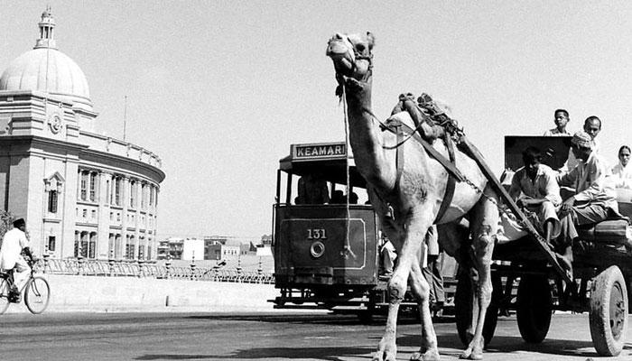 ''ٹراموے'' کراچی کی تاریخ کا ایک اہم باب