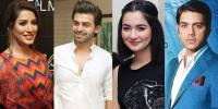 Actors And Singers Of Pakistan Showbiz Industry