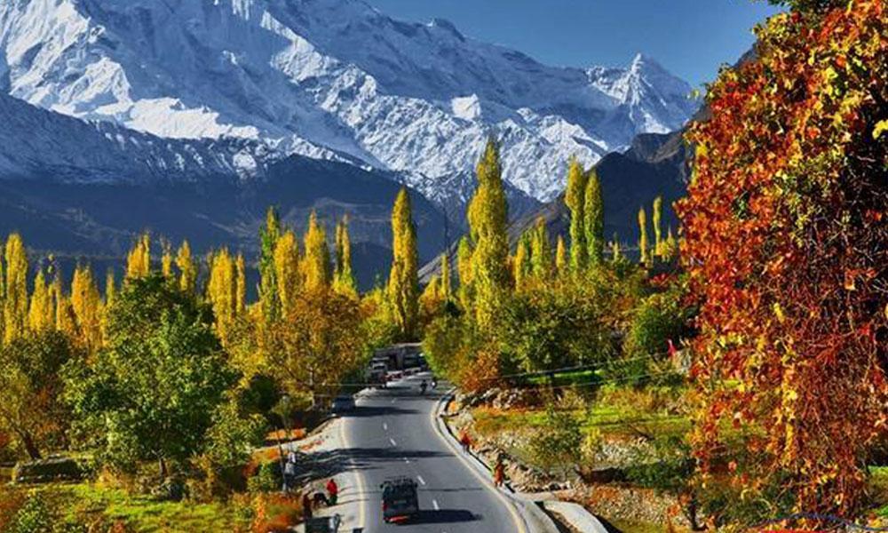 سیاحوں کا مسکن... وادی نگر، گلگت بلتستان