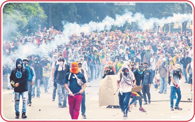 وینز ویلا کا بُحران: سوشلزم اور مغربی جمہوری نظام میں کشمکش؟؟