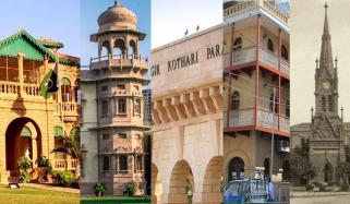 Karachi Old Buildings