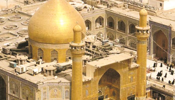 ''حضرت علی المرتضٰیؓ'' فضائل و مناقبت کی روشنی میں