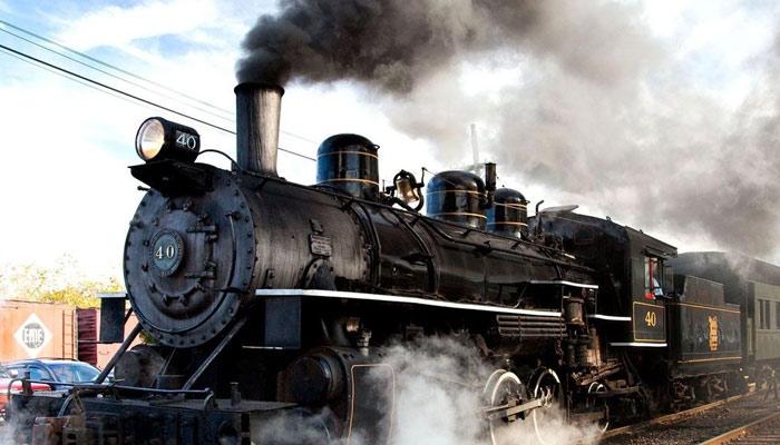 ریلوے انجن کی ایجاد