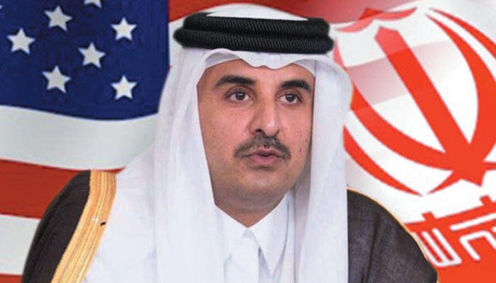 قطر نے خبردار کیا ہے، امریکا اور ایرن کے درمیان تعطل سے تنازع پیدا ہوسکتا ہے