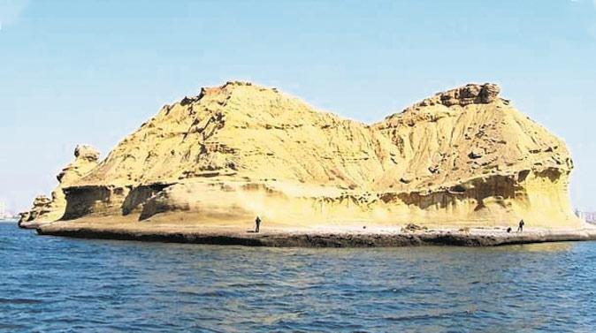 کراچی کے چند قدیم جزیرے