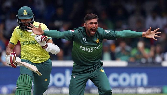 پاکستان کی جنوبی افریقا کے خلاف کامیابی سے ایونٹ میں واپسی
