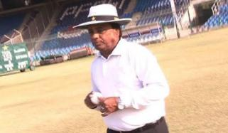 Test Umpire Riazuddin Died In Karachi
