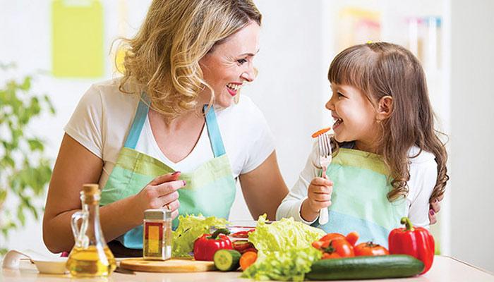 صحت بخش غذا کے جسم اور دماغ پر اثرات