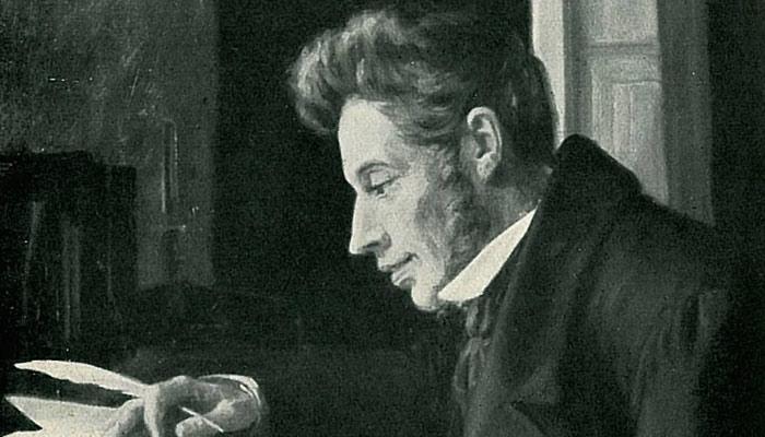 سورین کرکیگارڈ.... پہلی بار وجودیت کا فلسفہ دیا