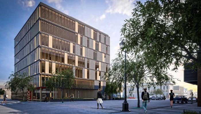 کی مستقبل لکڑی سے بنی عمارتوں کا ہوگا؟