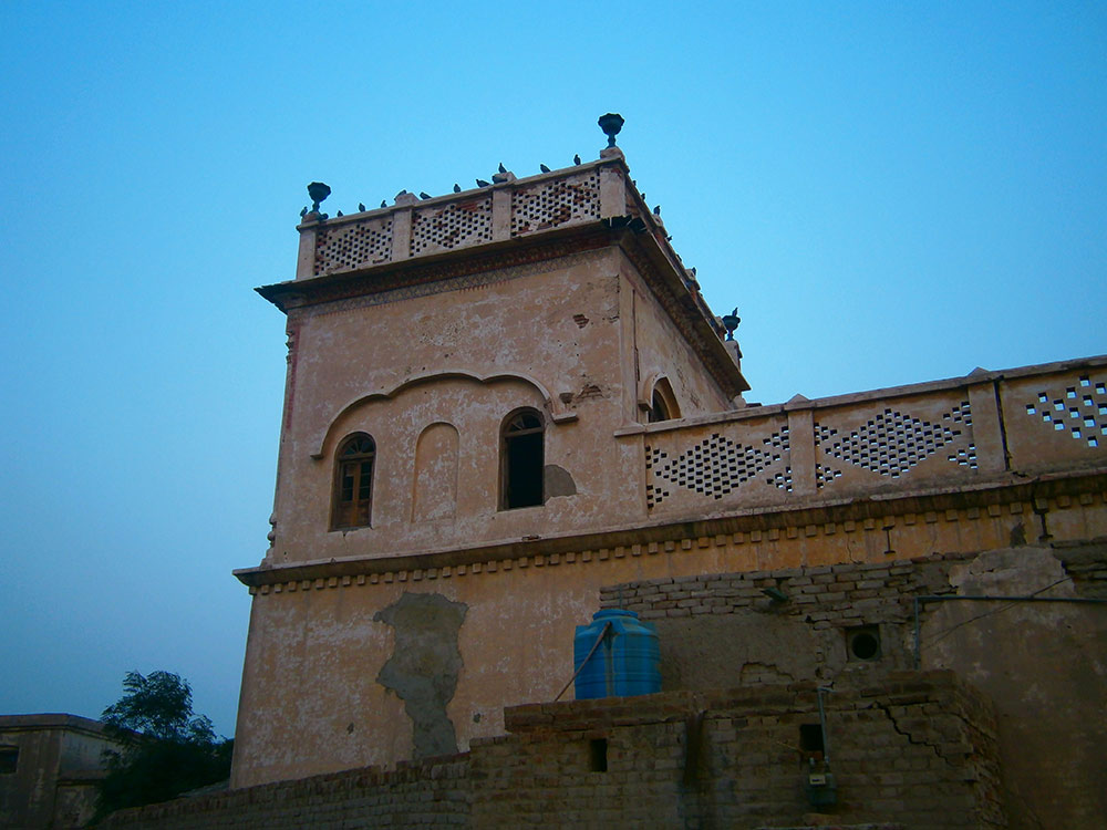 ''حویلی میر محمد خان'' سندھی فن تعمیر کا خوب صورت شاہ کار