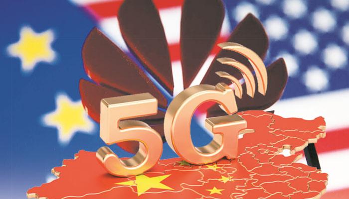 چین کی 5جی ٹیکنالوجی کی دوڑ
