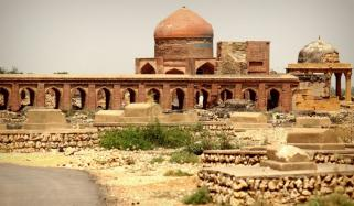 Historic City Thatta