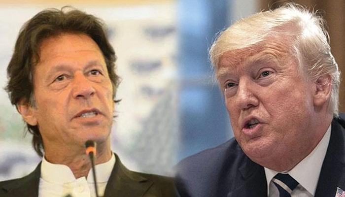 عمران، ٹرمپ ملاقات: افغان محور ہوگا