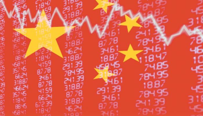 چین کی معاشی ترقی