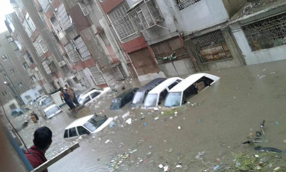 1977 کی ایک بارش جو سیلاب کا سبب بنی