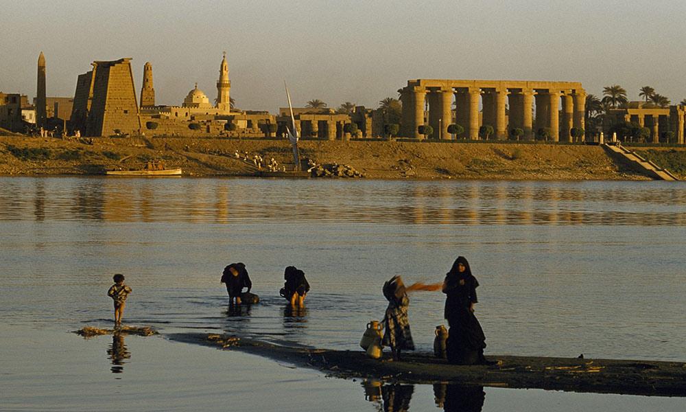 دنیا کے سب سے بڑا دریا ''دریائے نیل''
