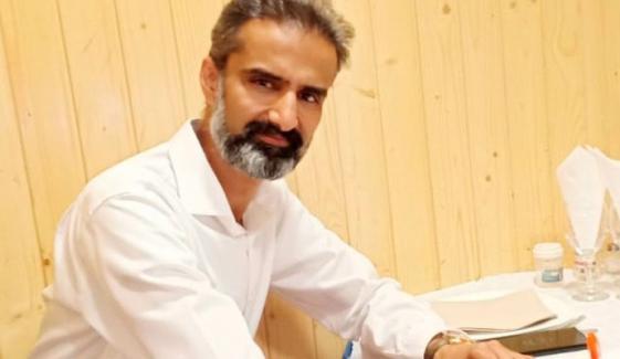 Pakistani Counselor Tahir Raffi