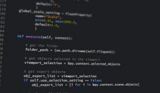 Data Programming Language