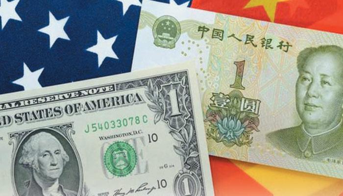 چین تجارتی جنگ کے بدترین اثرات کم  کرنے کے لیے اپنی کرنسی استعمال کررہا ہے